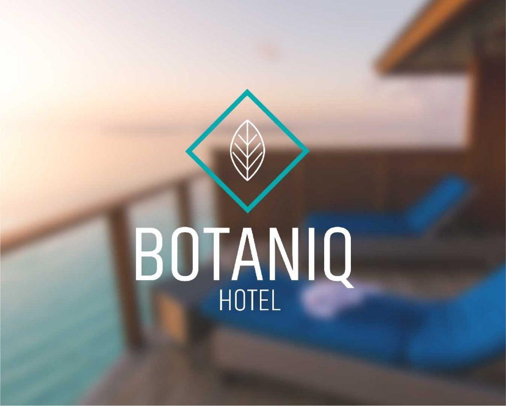 botaniq hotel branding