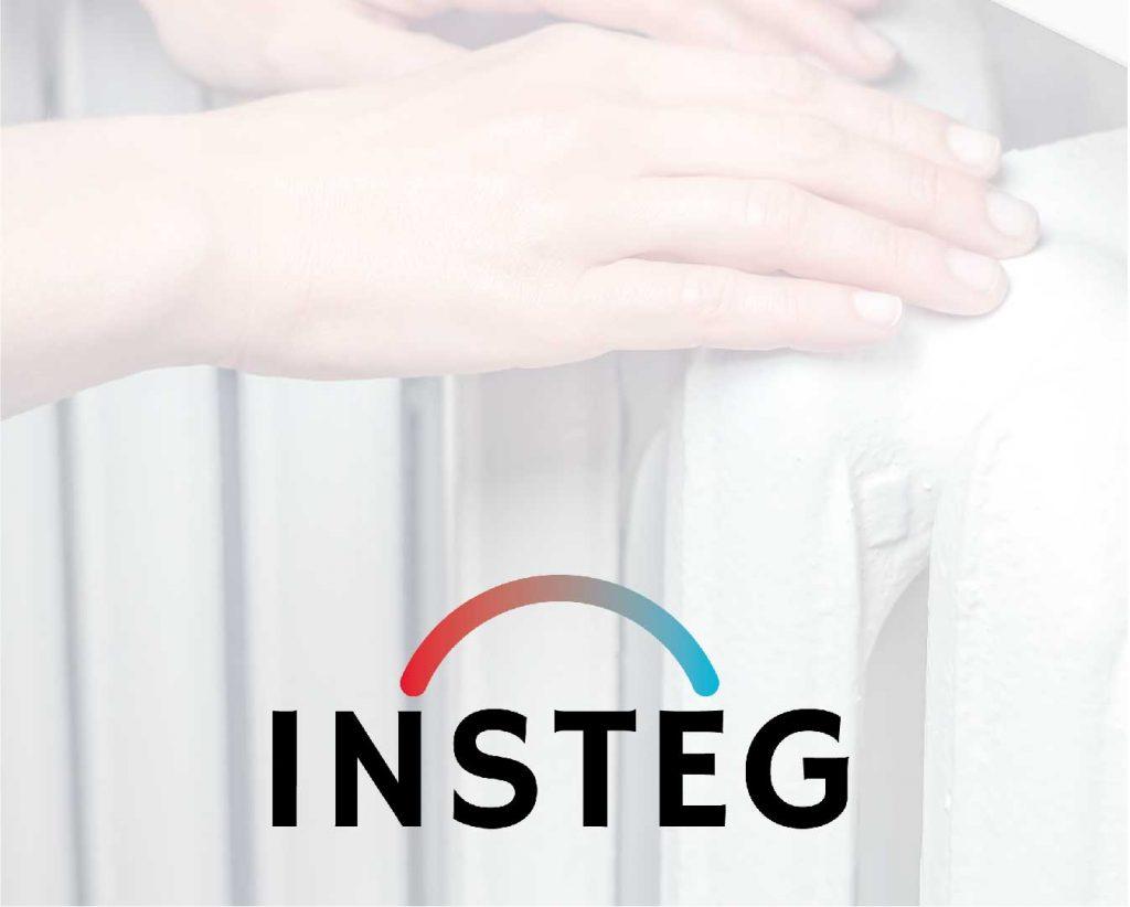 insteg branding rediseño