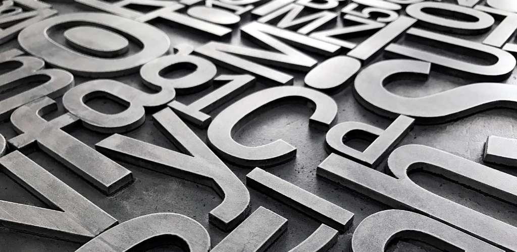 tipografia corporativa