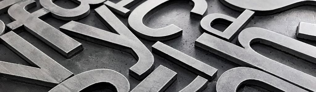 tipografias corporativas